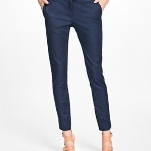 BROOKS BROTHERS Natalie Fit Navy Blue Trousers